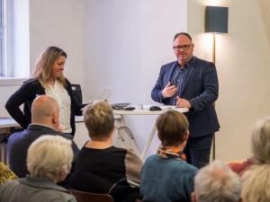 Malene Westergaard og Jesper Nielsen