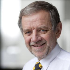 Professor Berten Ceulemans fra Belgien