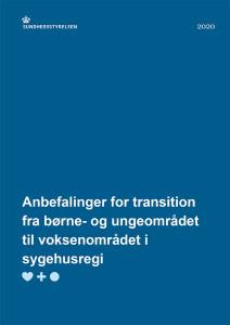Anbefalinger for transition fra boerne- og ungeomraadet til voksenomraadet i sygehusregi-1